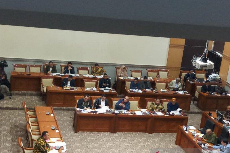 Lima capim KPK sudah dipilih Komisi III DPR