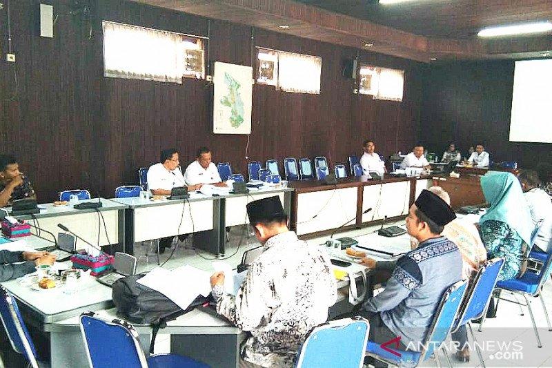 Pembahasan tatib DPRD Pasaman masih alot, tututan regulasi baru