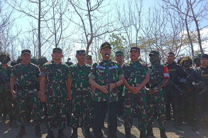Menkopolhukam Wiranto kagum atas kemampuan drone CH4