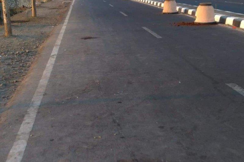 Pot bunga di jalur bandara NTB dirusak, Pemkot Mataram minta polisi telusuri pelakunya