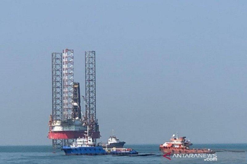 Pertamina berikan kompensasi di area terdampak tumpahan minyak