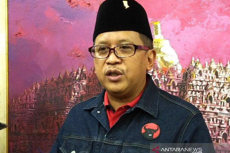 PDI Perjuangan sampaikan selamat ulang tahun kepada TNI