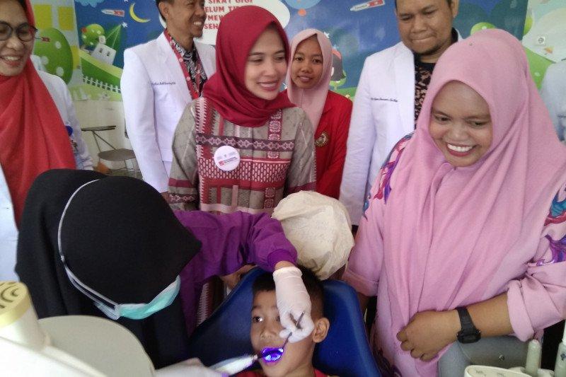 """Program """"Indonesia Tersenyum"""" melalui BKGN beri manfaat 250 ribu sasaran"""