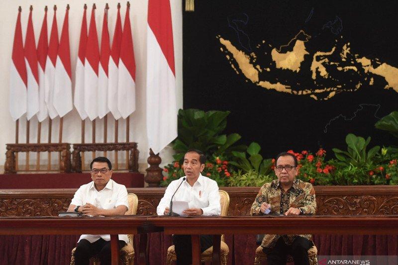 Tiga usulan perubahan UU KPK versi Presiden Jokowi