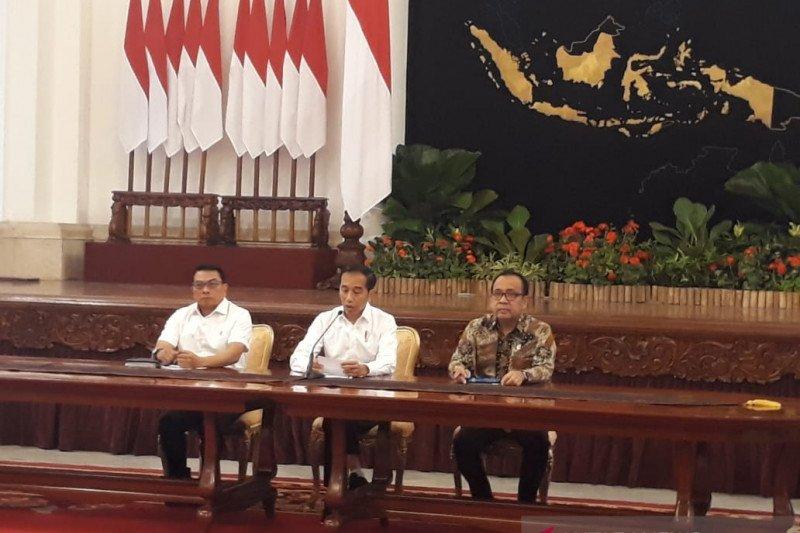Presiden Jokowi meminta masyarakat berpikir jernih soal RUU KPK