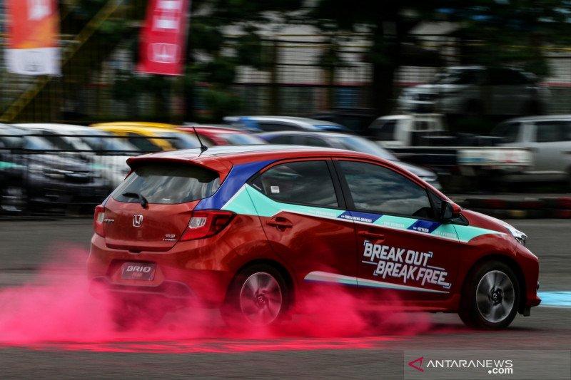 Penjualan ritel Honda pada Agustus meningkat berkat Brio