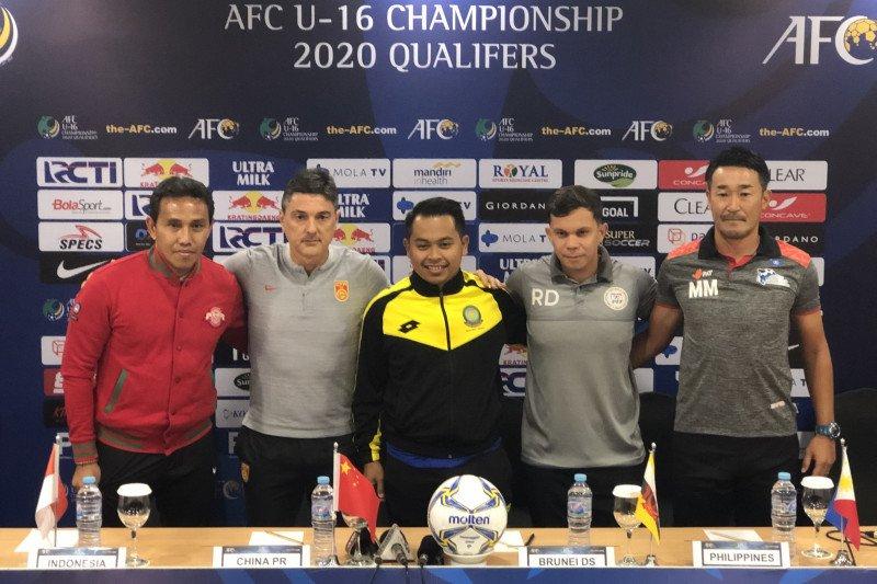 Di kualifikasi AFC 2020, timnas U-16 bakal main apik