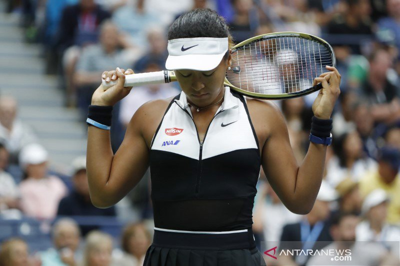 Naomi Osaka lolos ke final Pan Pacific Open