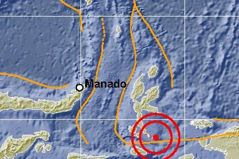 Maluku Utara kembali diguncang gempa berkekuatan 4,0