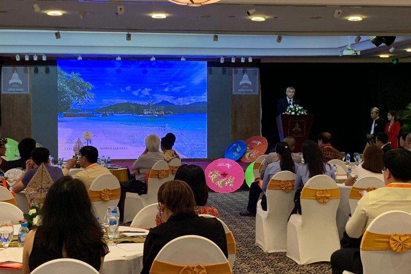 Paket wisata Indonesia senilai Rp83,6 miliar terjual di Vietnam