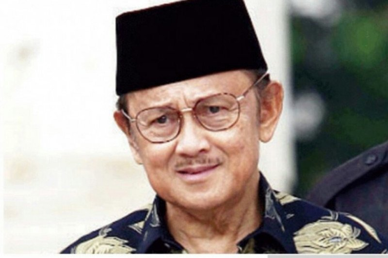 Habibie dikenal dekat dengan Muhammadiyah