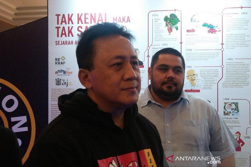 Indonesia akan kirim wakil ke Asian Animation Summit 2019 di Korea Selatan
