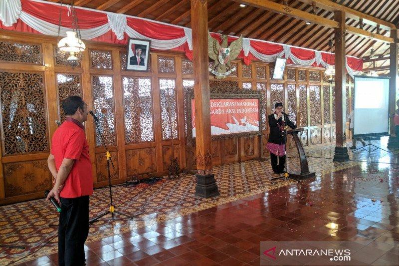 Antasari Azhar deklarasikan Garda Aksi Indonesia