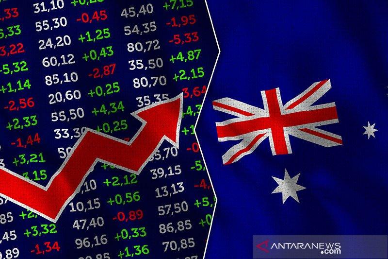 Saham Australia dibuka lebih tinggi