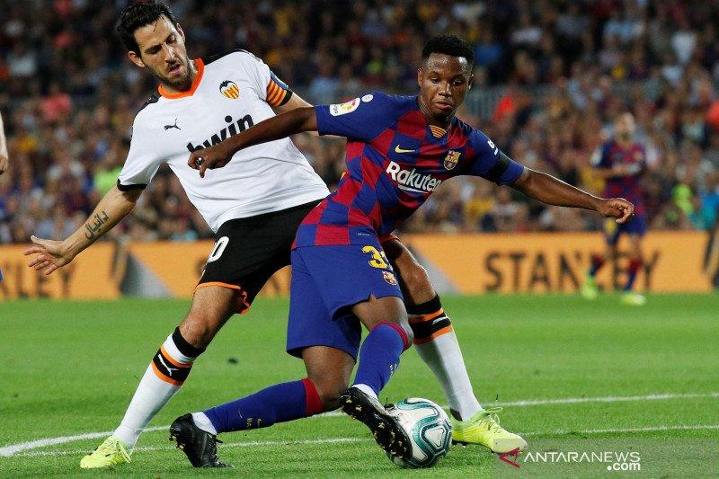 Demi Piala Dunia U-17, Ansu Fati menjadi warga negara Spanyol