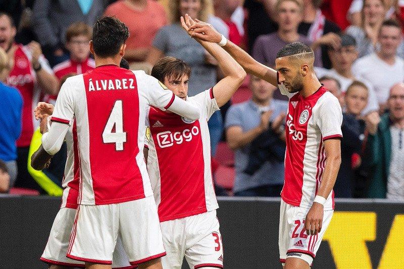 Ajax menang 4-1 atas SC Heerenveen