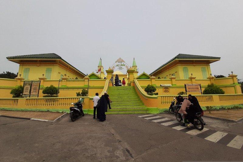 Pulau Penyengat ditetapkan sebagai Pulau Perdamaian Dunia
