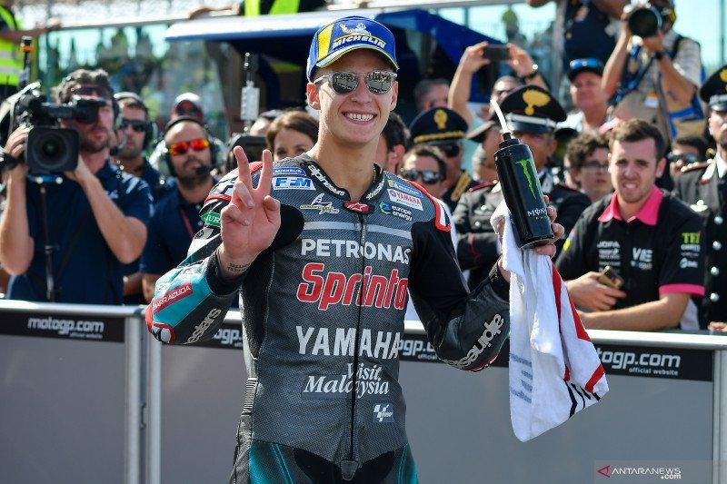 Marquez puji Quartararo pebalap terbaik