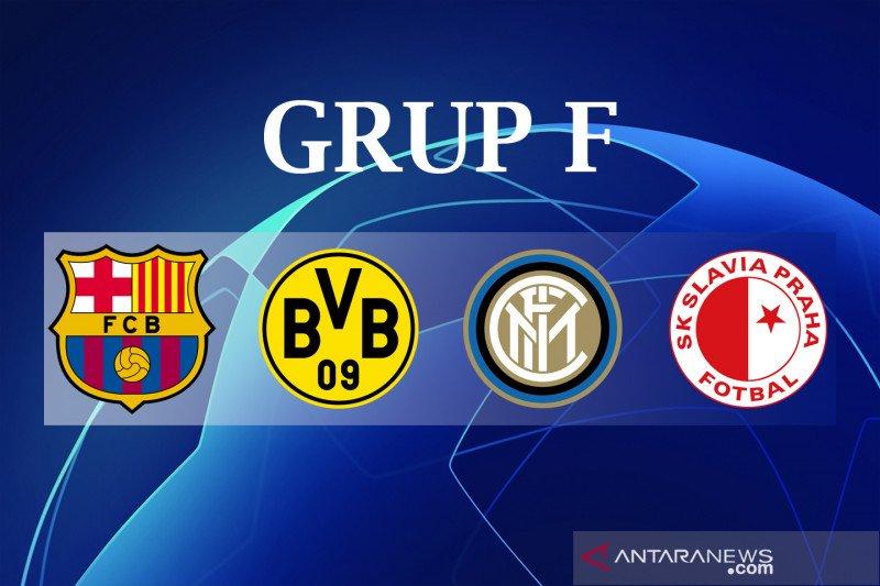 Liga Champions, Grup F: Tiga raksasa perebutkan dua tiket fase gugur