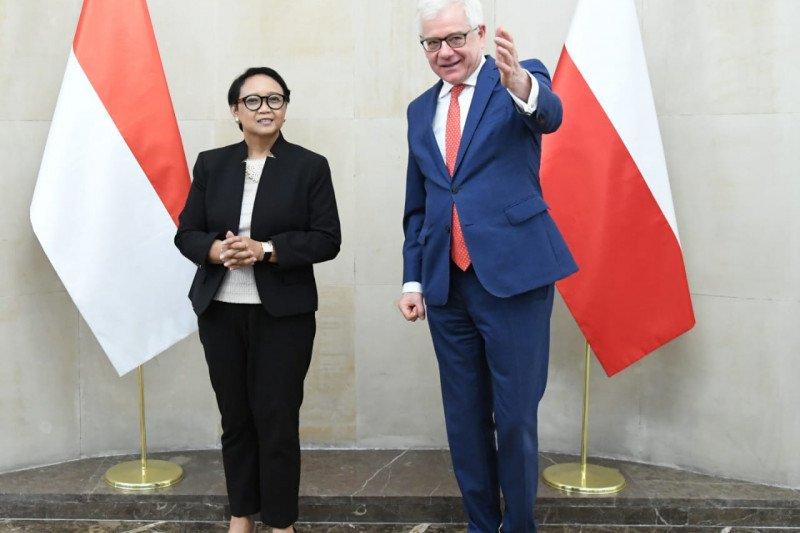 Menlu Retno kunjungi Polandia untuk tingkatkan perdaganganbilateral