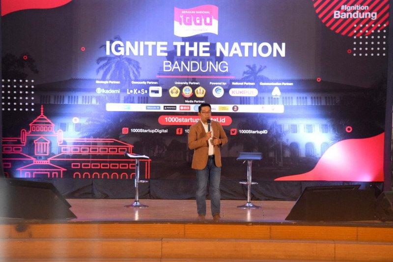 Gubernur Jabar ajak perusahaan startup atasi masalah ekonomi