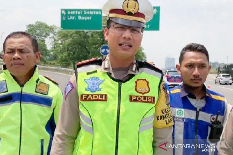Berikut identitas korban kecelakaan maut di Tol Jagorawi