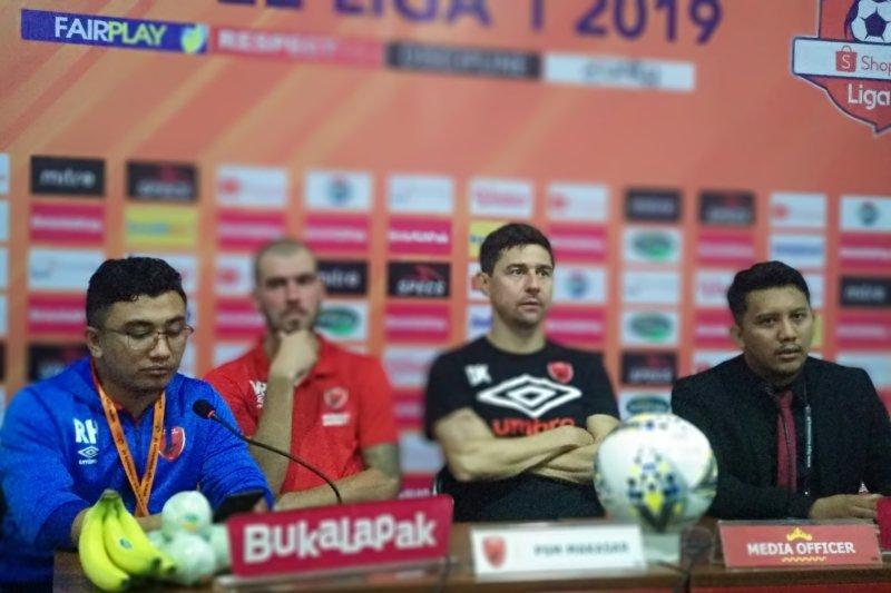10 pemain PSM tahan Imbang Perseru Badak Lampung