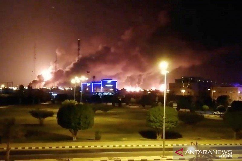 Ladang minyaknya diserang, Arab Saudi undang pakar dunia menyelidikinya
