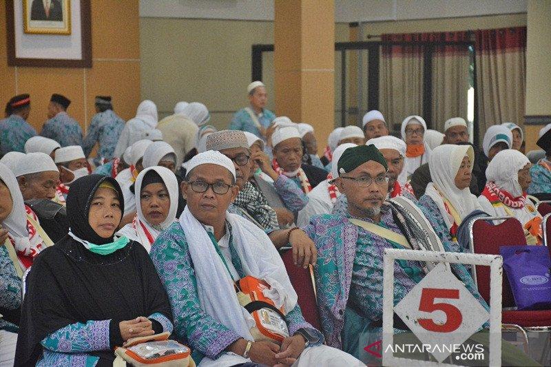33.658 haji Debarkasi Surakarta sudah dipulangkan