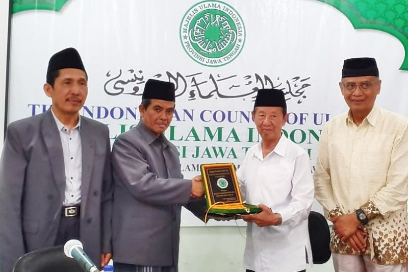 Ma'ruf amin diusulkan sebagai Ketua Dewan Pertimbangan MUI