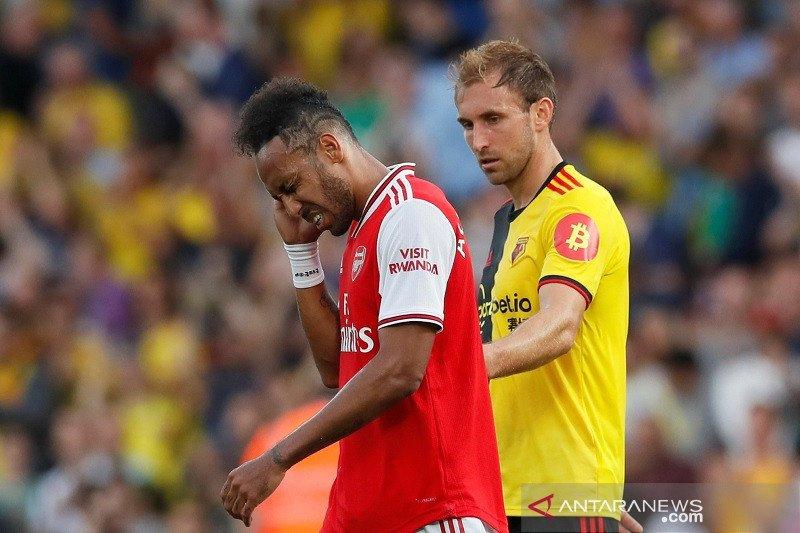 Klasemen Liga Inggris usai Arsenal  ditahan imbang Watford