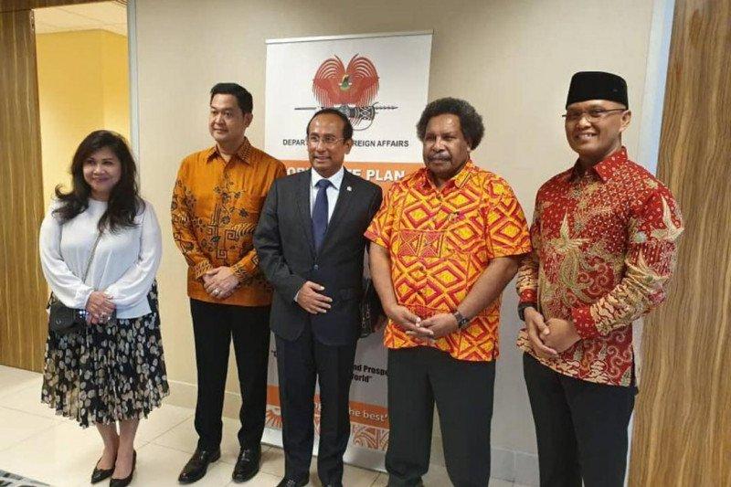 Papua Nugini tegas dukung Papua sebagai bagian dari NKRI