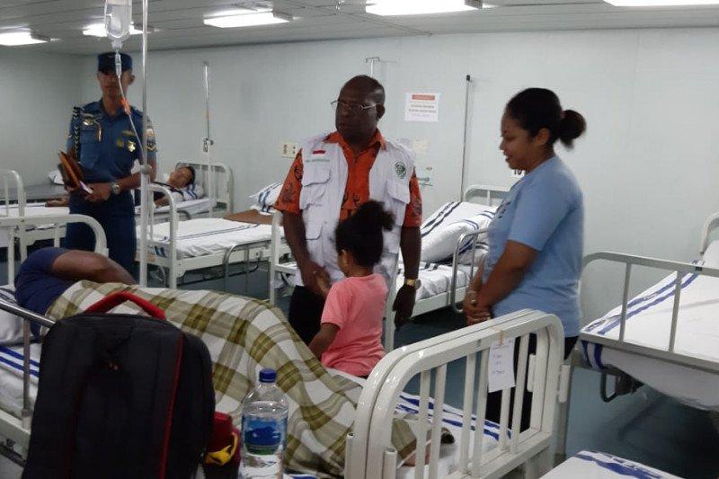 Dinkes Jayapura klaim puskesmas sudah tangani pasien demo rusuh