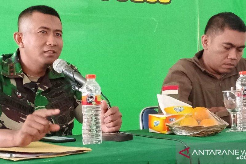 TNI menyasar empat desa di Lombok Tengah melalui program TMMD