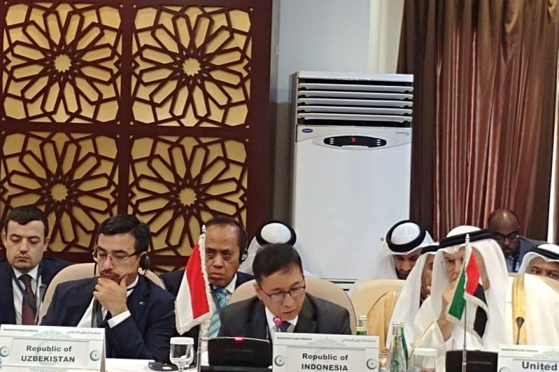 Indonesia sebut janji kampanye Israel langgar hukum internasional