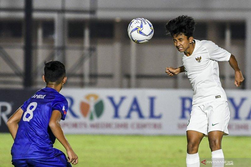 Pelatih Filipina kecewa timnya ditundukkan Indonesia
