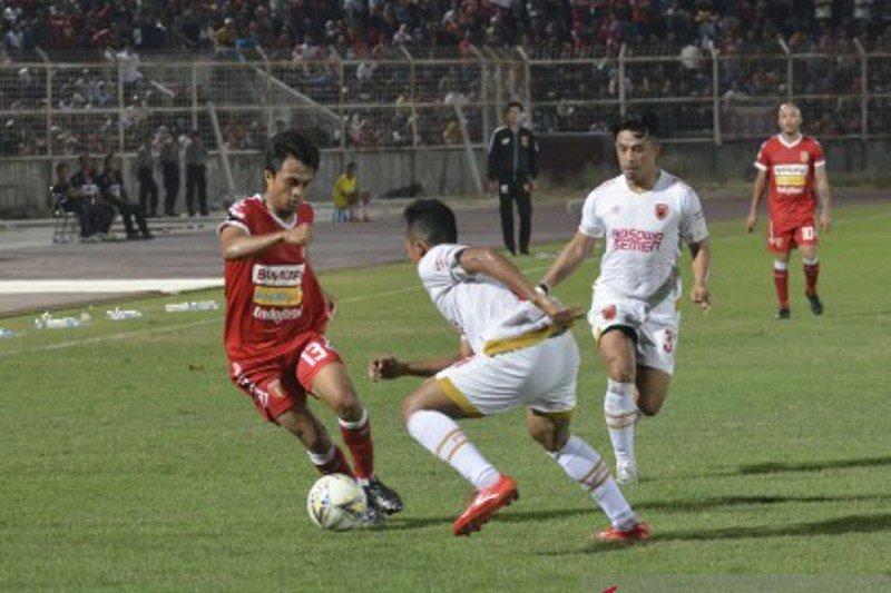 PSM imbang lawan Badak Lampung FC
