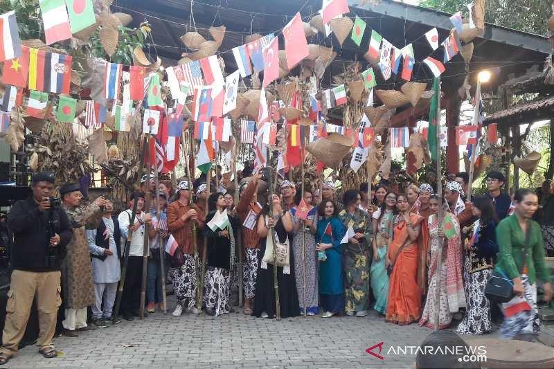 Pameran internasional promosikan Candi Borobudur