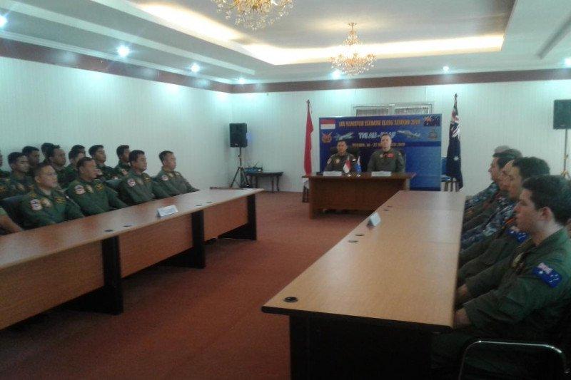 TNI AU- RAAF gelar latihan bersama AUSINDO 2019 di Manado