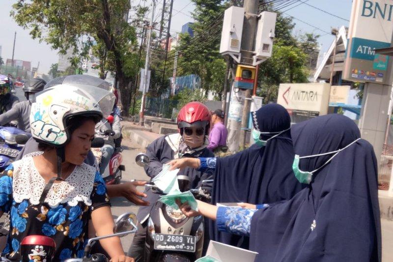 Wali Kota Makassar instruksikan pembagian masker bagi yang terdampak TPA terbakar