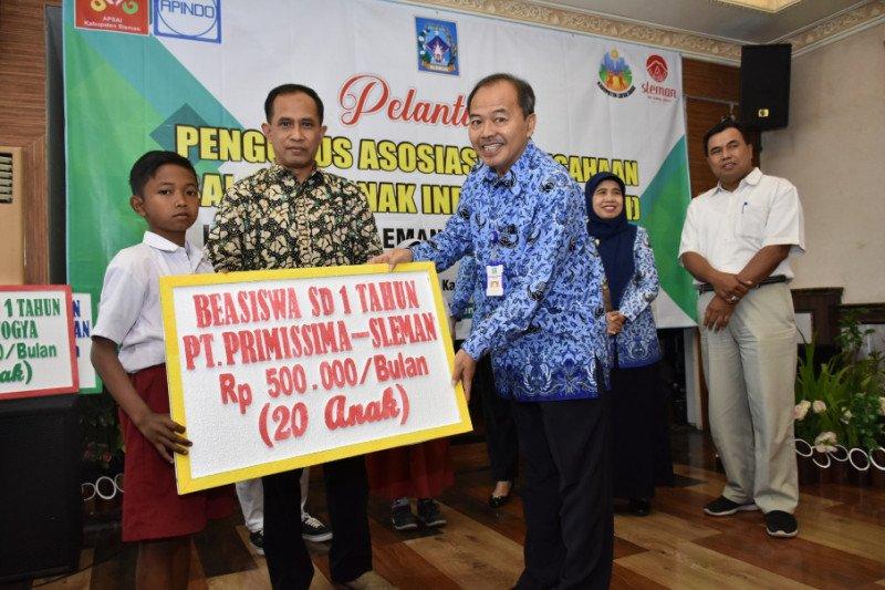 APSAI mendukung Pemkab Sleman menjadi kabupaten layak anak