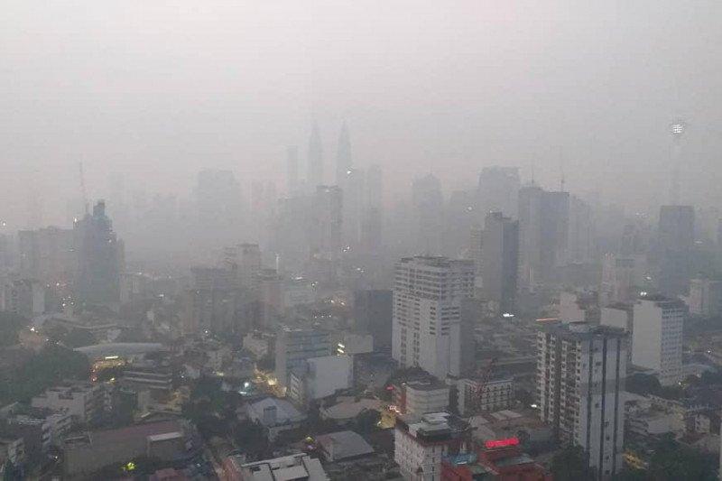 Sekolah di Putrajaya dan Port Dickson ditutup karena asap