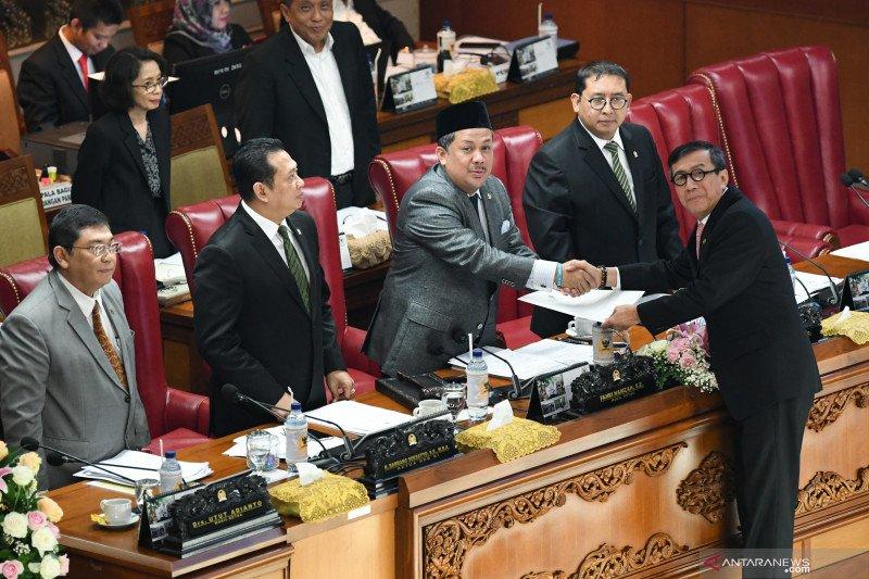 Ini analisis Fahri mengapa Jokowi setujui revisi UU KPK