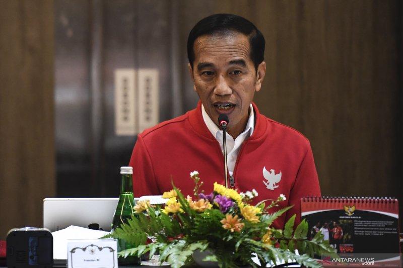 Karhutla Riau - Jokowi: Pemerintah sudah lakukan segala upaya