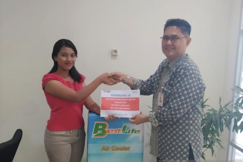 BNI Manado Apresiasi Agen Branchless Banking