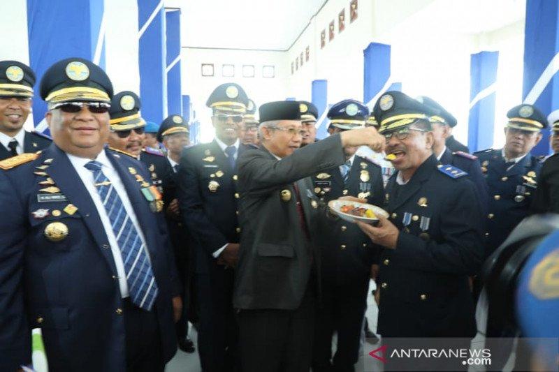 Gubernur apresiasi hari perhubungan dilaksanakan  di terminal penumpang