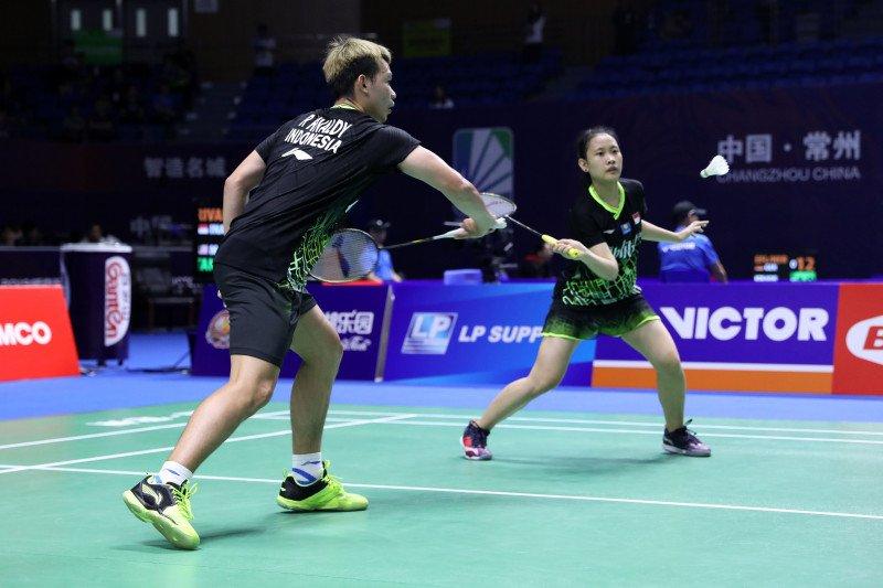 Lima wakil Indonesia ke babak dua China Open