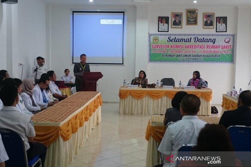 Bupati Gumas dukung penuh RSUD Kuala Kurun jalani penilaian akreditasi