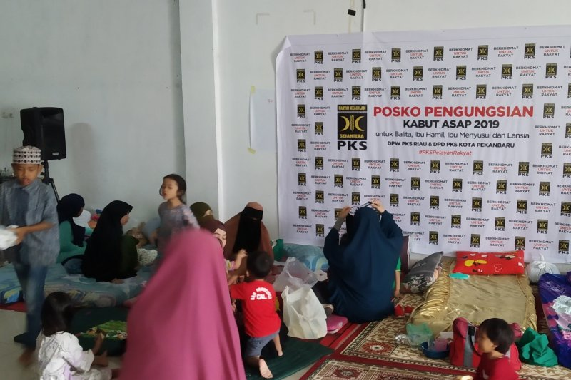 Karhutla Riau - Penderita ISPA Riau capai 304.900 kasus