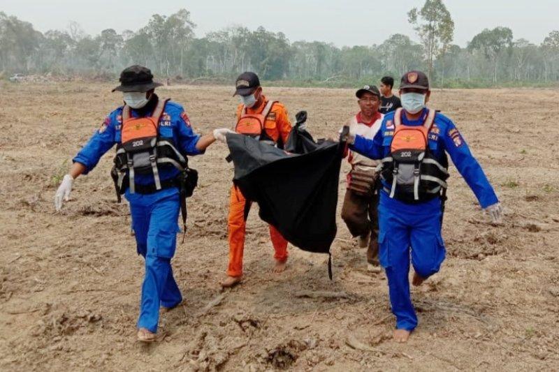 Balita di Kotim ditemukan setelah tenggelam dua hari
